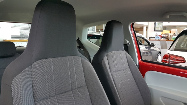 Driver and Passenger Seats