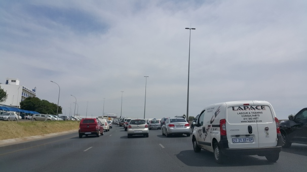 N12 Traffic Jam - No need for a Zero to 100 Test here.