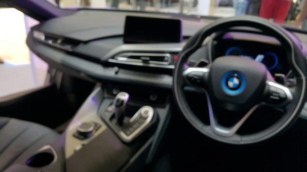 Looks like what I know BMW does in interiors