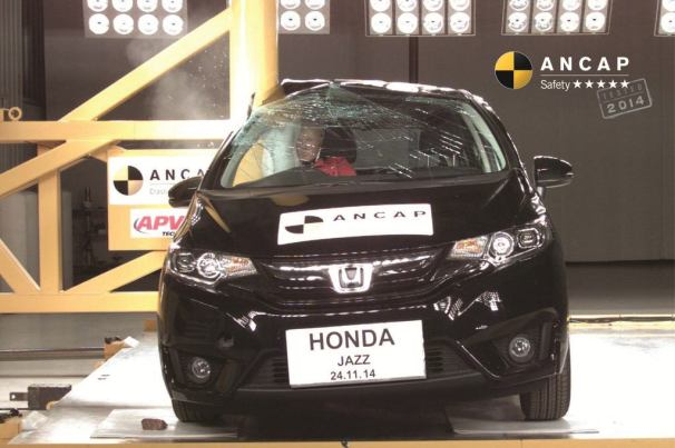2015-Honda-Jazz-Crash-Test-ANCAP-Front